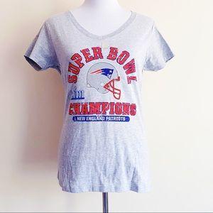 New England Patriots Super Bowl Champions Shirt